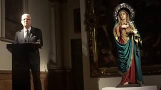 Presentación Virgen del Buen Camino. José Jiménez Guerrero. Málaga, 2 marzo 2017 (1)
