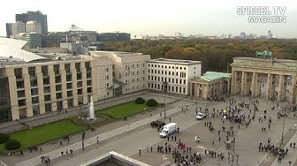 Das bespitzelte Regierungsviertel: NSA-Außenstelle am Brandenburger Tor