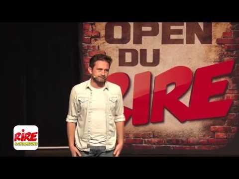 Sebastien ALMAR - Open Du Rire Janvier 2017 (Sketch/Stand-up)