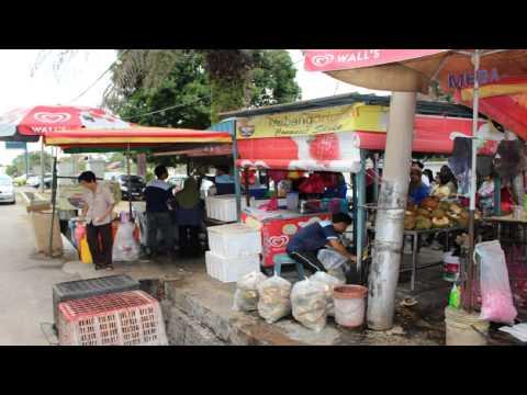 Klebang Original Coconut Shake ( Hottest Drink In Melaka )
