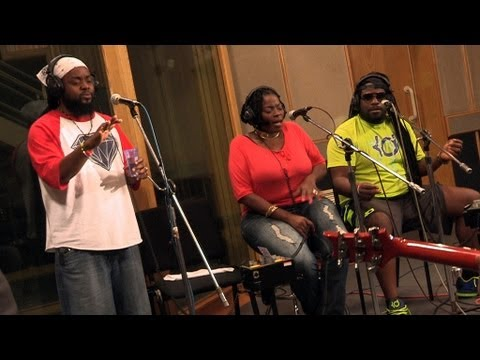 Morgan Heritage - Perfect Love Song in session for BBC Radio 1Xtra