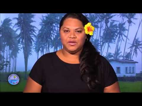 """TROPICAL CYCLONE WARNING CAT1 IN FORCE FOR ALL OF SAMOA"" AsoFaraile 9Fep2018"