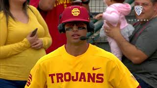 USC baseball's Blake Sabol on game three victory: 'It's a big deal for us'