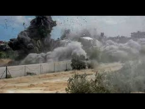Breaking News - Israel Launches Ground Invasion of Gaza | 20 July 2014 | VIDEO