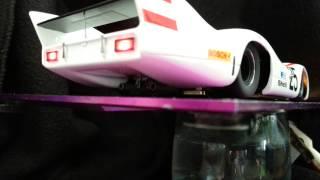 Porsche 917 LH exhaust flames