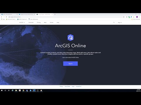 Benefits of Working with ArcGIS Online