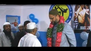 Expert Martial Arts & Fitness Center of Opening Ceremony on 16-08-18 By Barrister AssaduddinOwaisi