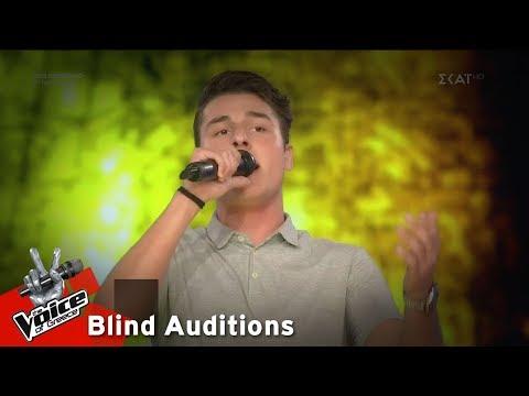 Παναγιώτης Σκαλκέας – Όταν τα χρόνια σου περάσουν | 6o Blind Audition | The Voice of Greece
