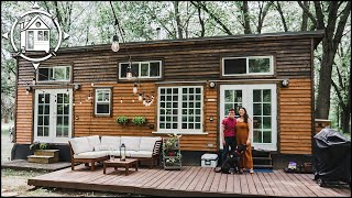 Stunning Tiny House Is Built With Family & Children In Mind