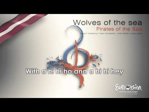 "Pirates Of The Sea - ""Wolves Of The Sea"" (Latvia)"
