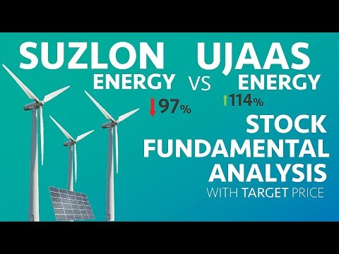 Suzlon vs Ujaas Energy - Stock Fundamental Analysis | Whats Wrong with Suzlon ?