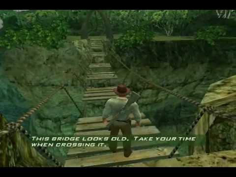 03-Let's Play Indiana Jones and the Emperor's Tomb Crikey! |