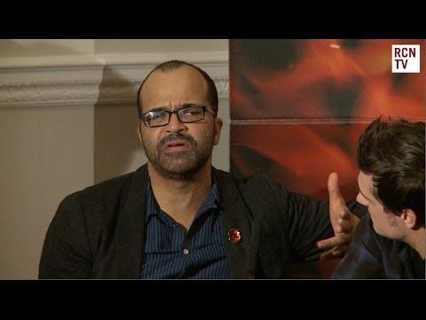 Jeffrey Wright Pranks Jennifer Lawrence