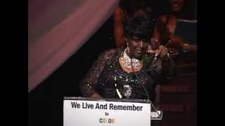 We Live And Remember In Color/Rev. Betty Hallom
