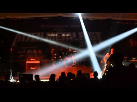 Killa The Phia banda aceh The Death of Messiah Aceh Metal Fest 2013