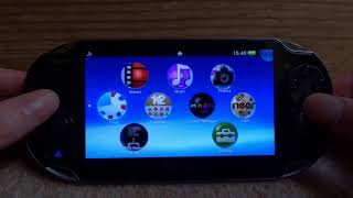 PS Vita Install & Play VPK Game Backups On 3 65/3 68 (VitaShell)