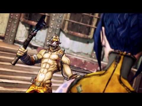 Borderlands 2 - Krieg: A Meat Bicycle Built for Two |