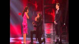 Video Ace Young Proposes To Diana DeGarmo Live On American Idol. download MP3, 3GP, MP4, WEBM, AVI, FLV Januari 2018