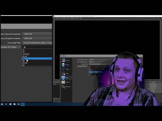 OBS Studio Optimization with TheSunnyMachine