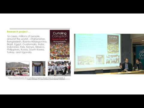 """150507 Prio #1: """"PRIO Seminar - Nonviolent Campaigns for Democracy & Human Rights"""""""