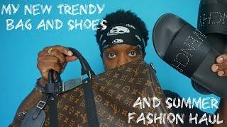 New Designer Trendy Bag & Shoes| Huge Summer Haul!
