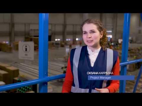 Ingram Micro Commerce & Fulfillment – ASOS Eurohub Großbeeren 2017