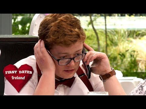 Dater's Phone Keeps Going Off During First Date | First Dates Ireland | RTÉ2