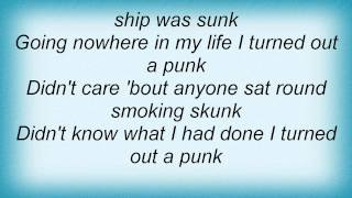 Big Audio Dynamite - I Turned Out A Punk Lyrics_1