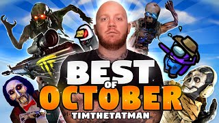 TIMTHETATMAN FUNNIEST/BEST MOMENTS OF OCTOBER!