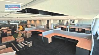 Progressive Office Furniture Fitout