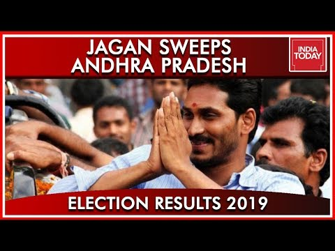 Jagan Mohan Reddy To Take Oath As Andhra CM After Thumping Victory | India Today Ground Report