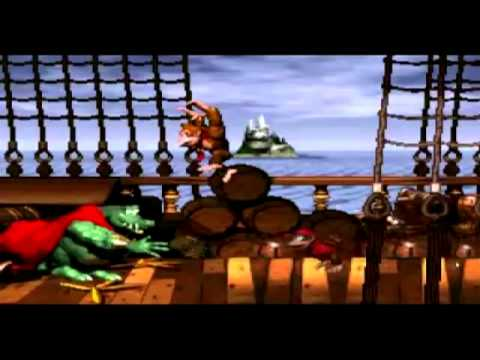 Gang-Plank Galleon 10 Hours - Donkey Kong Country