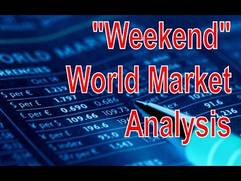 Weekend World Market Analysis 04/18/2015