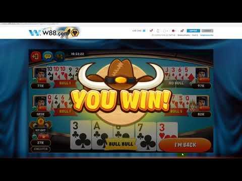 [w88you.com] Get a Super Win at Superbull in W88 P2P Games