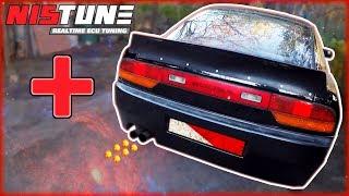 Reprogramei o Carro + Launch Control (2 Step) - Nissan 200sx S13