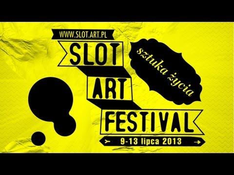Slot Art Festival 2013 - 9-13 lipca - Lubiąż