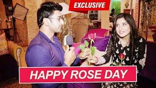 Nishant Malkani & Kanika Mann celebrate ROSE DAY | Valentines Week Special