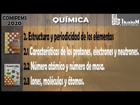 Protones, electrones, neutrones,