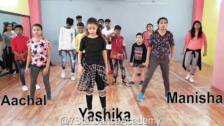 ISHQ KAMEENA DANCE | Rajen Paswan Choreography | Bollywood Dance | 7StarDanceAcademy
