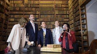 Visita de Estado, Reino de España: Gira Estado de Zacatecas. Visita al Museo de Guadalupe