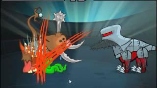 битвы собак мутантов
