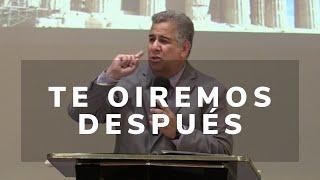 Gilberto Montes de Oca- Te oiremos despues