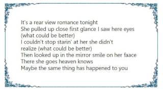 Cheap Trick - Rearview Mirror Romance Lyrics