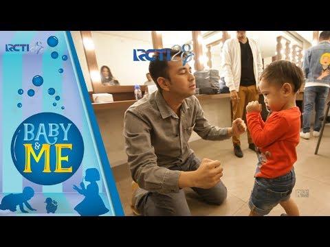 Baby & Me - Wuiss Rafathar Diajari Bela Diri Oleh Papah [21 Agustus 2017]