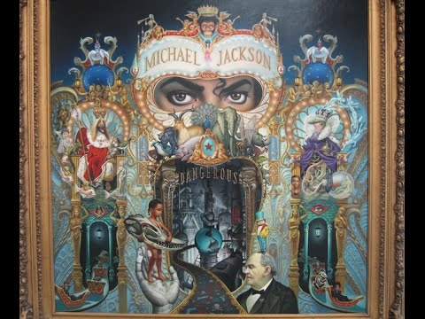 Michael Jackson Dangerous This Is It Snippet Part 2