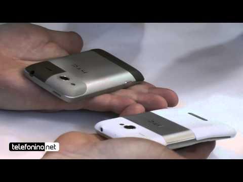 HTC Salsa e ChaCha Videopreview da Telefonino.net @ MWC 2011