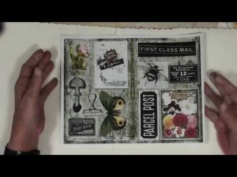 Free Collage Zine