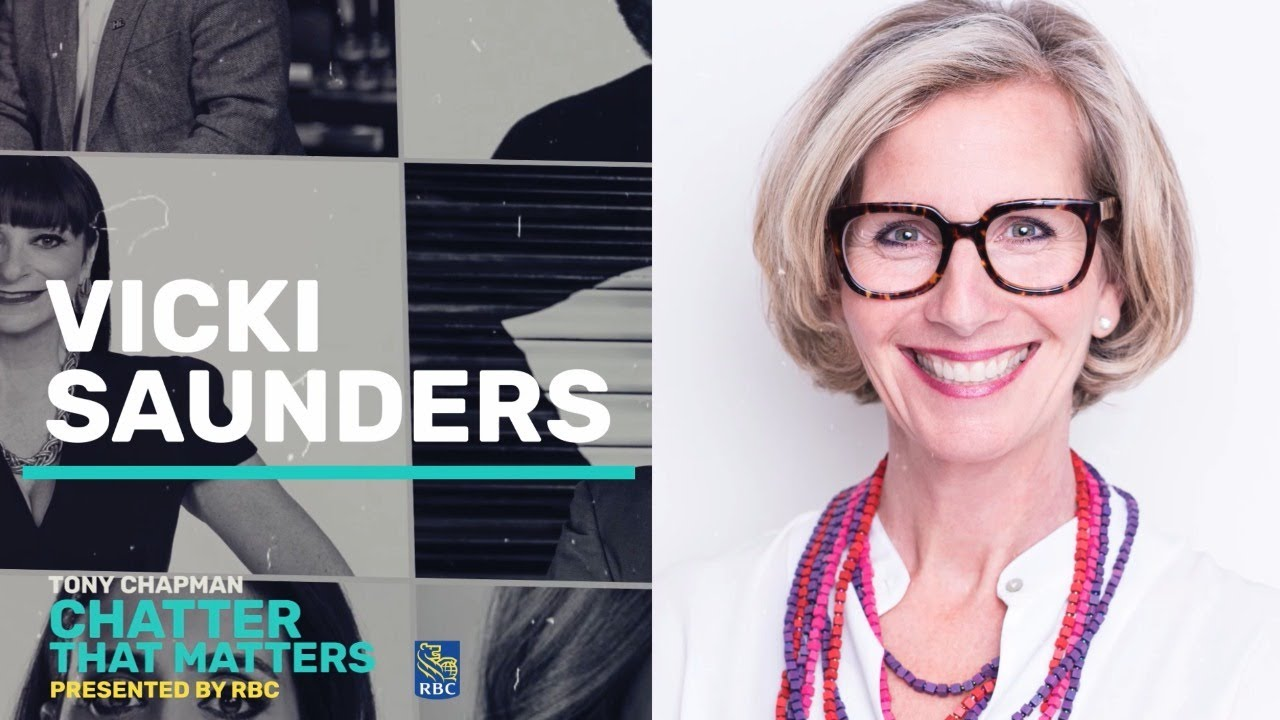 I chat with Vicki Saunders, Founder of SheEO