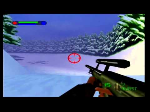 007 The World Is Not Enough N64 Level 5 Cold Reception Youtube