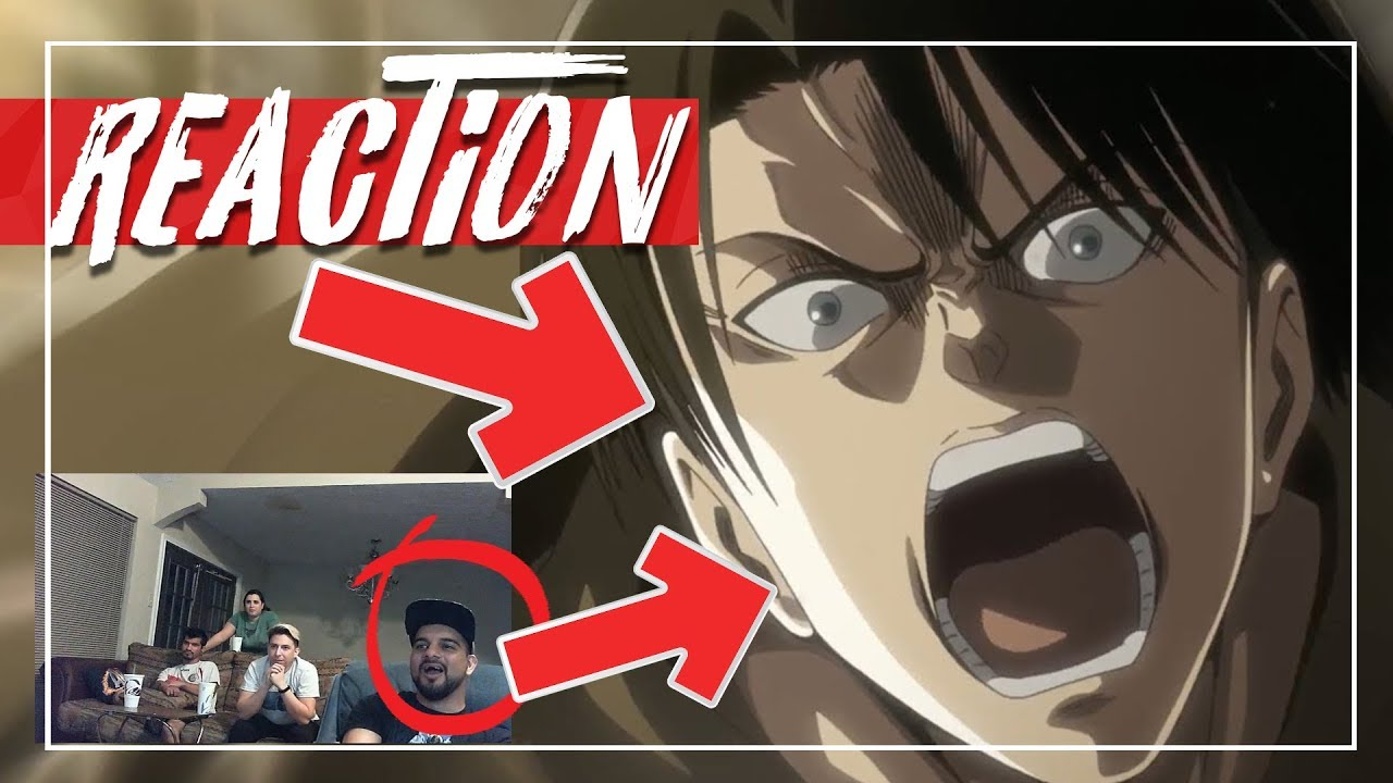 Attack on Titan Season 3 Episode 1 REACTION and review ...